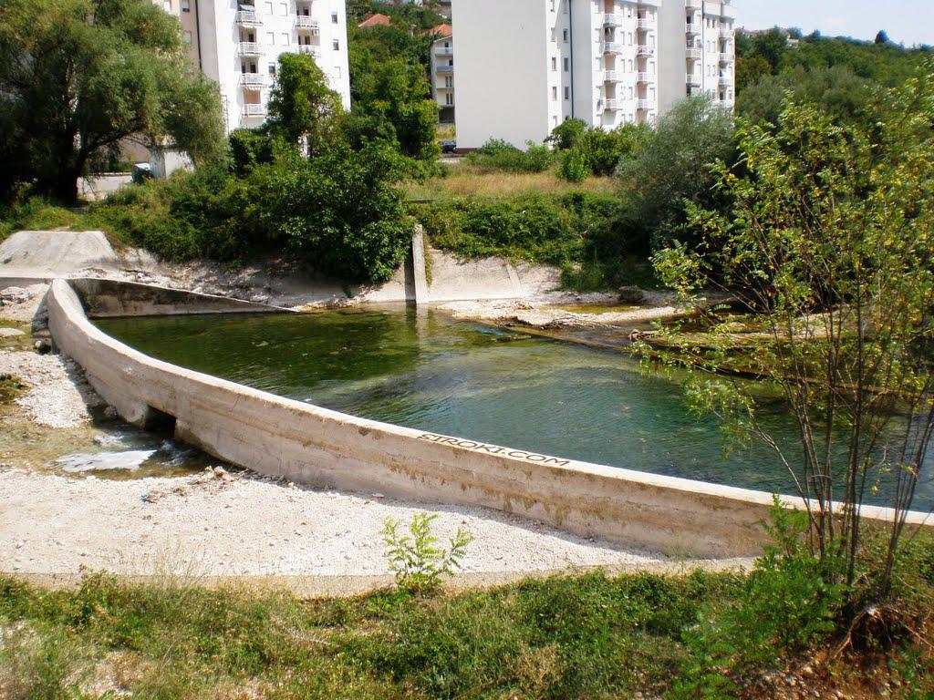 Široki: 4,2 milijuna KM za pročistač otpadnih voda