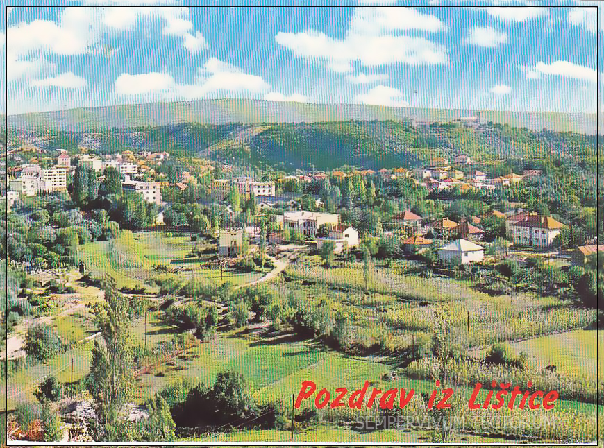 Lištičke razglednice
