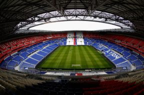 General Views of Stade de Lyon – UEFA Euro Venues France 2016