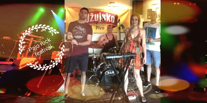 Započeo festival autorskih bandova u clubu Pajo