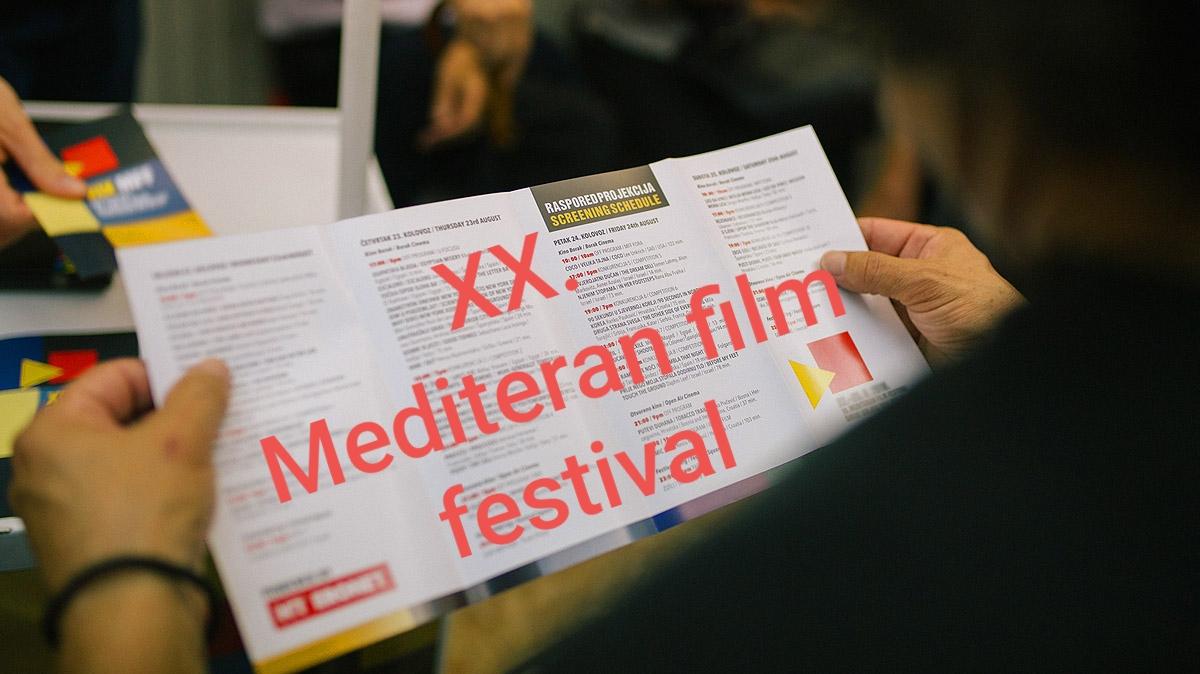 20. Mediteran film festival počinje
