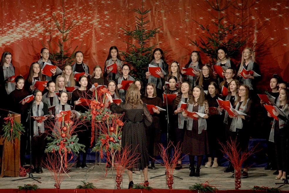 Video:  Tradicionalni Božićni koncert Glazbene škole Široki Brijeg