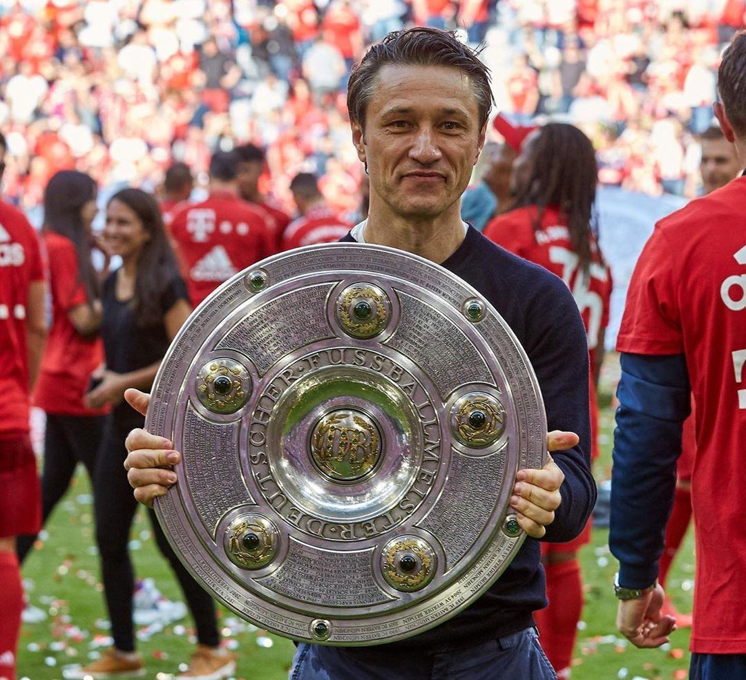 Niko Kovač s Bayernom osvojio Bundesligu