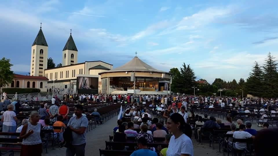 Mladifest 2019 Međugorje