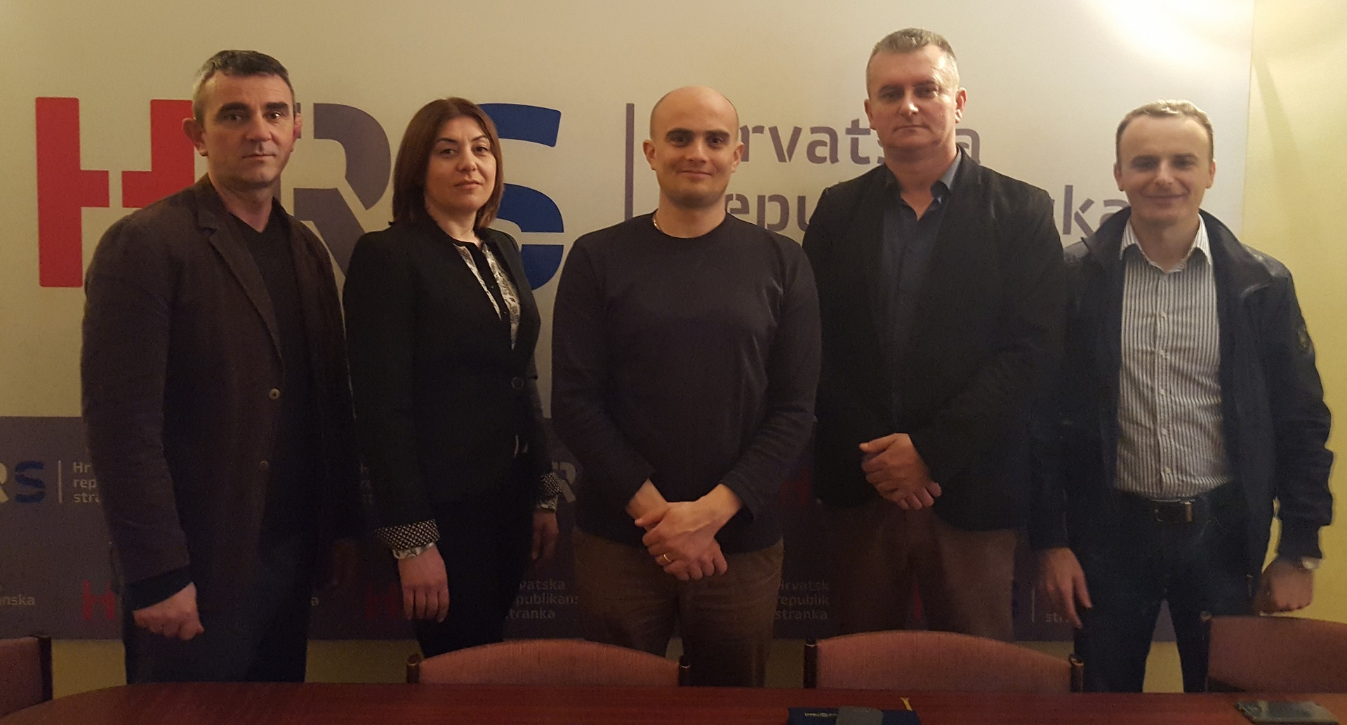 Mostar: HSS i HRS skupa