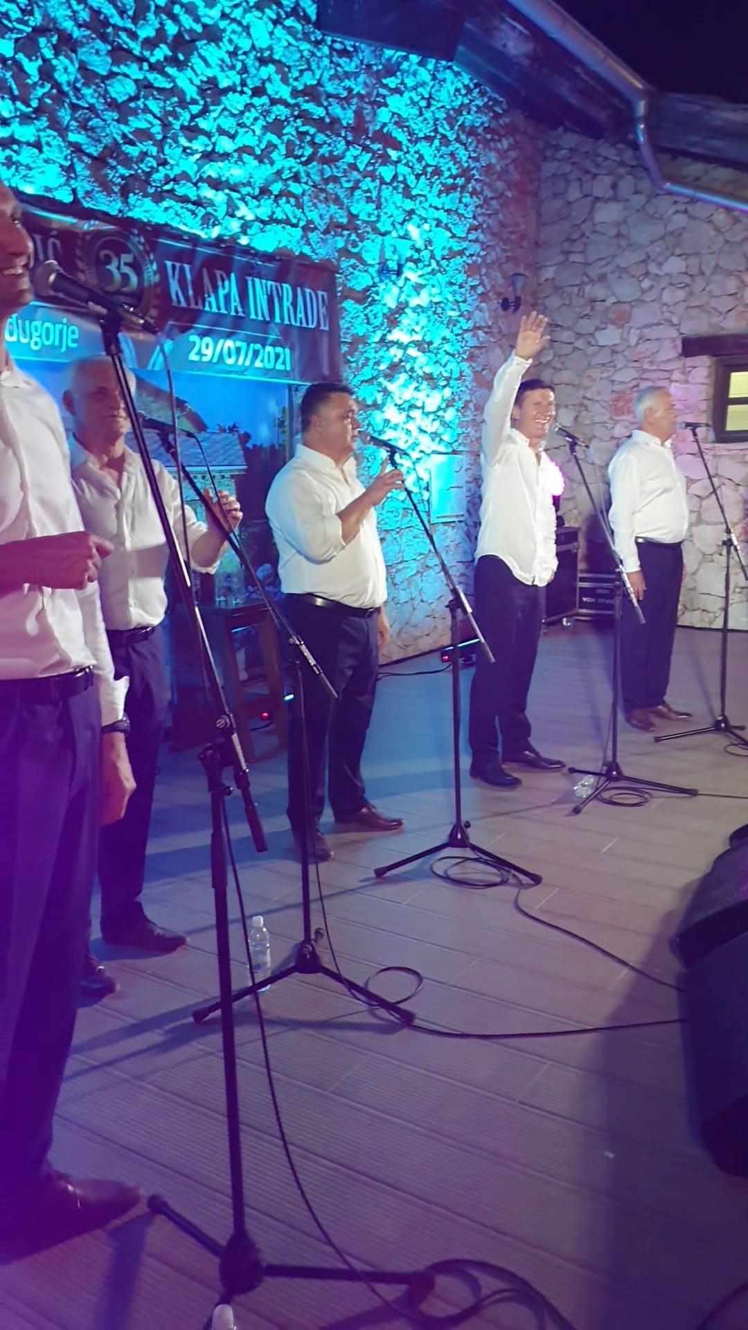 Bralić i Intrade u Međugorju – glazbeni dodir s publikom