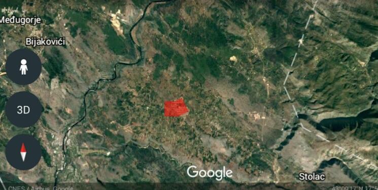 Mostar – Stolac: Potres 4.1