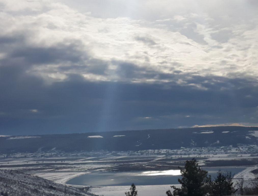 FOTO: Snježna idila i problemi za promet