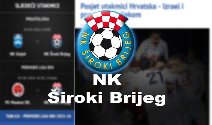 U četvrtak NK Osijek – NK Široki