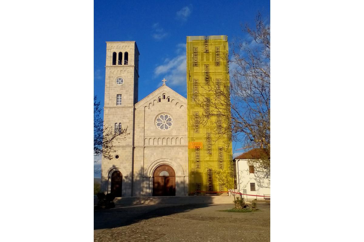 Obnova južnog tornja