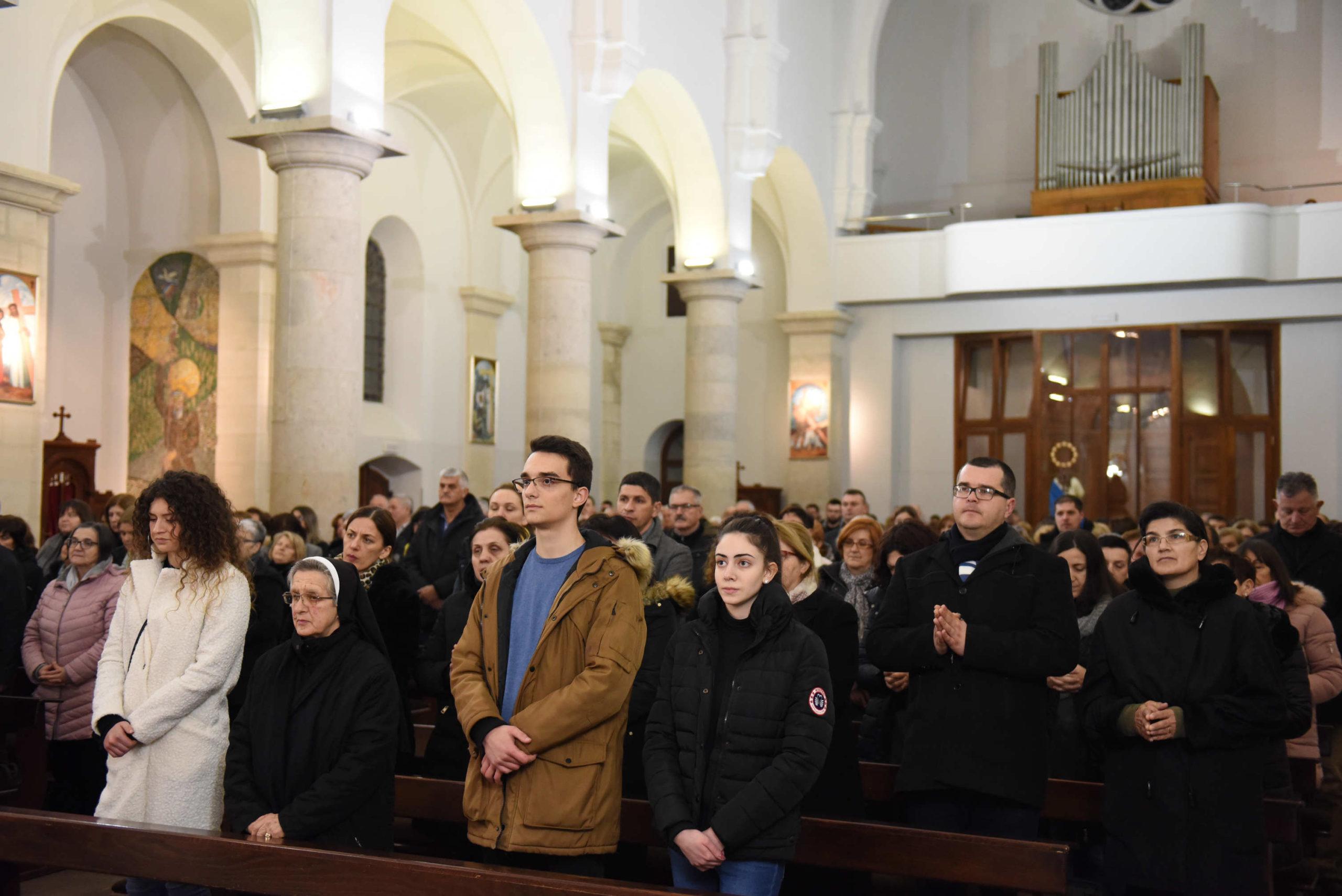 75. godina od ubojstva 66 franjevaca