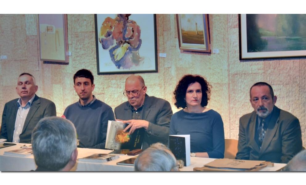 Franjevačka galerija: Izložba, promocija knjige
