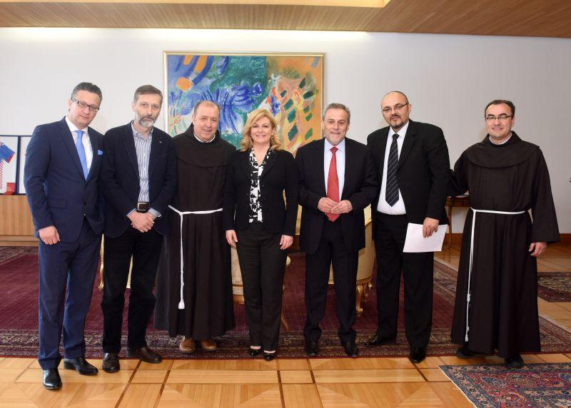 Fra Didak Buntić 100 godina od spašavanja 20.000 djece od gladi