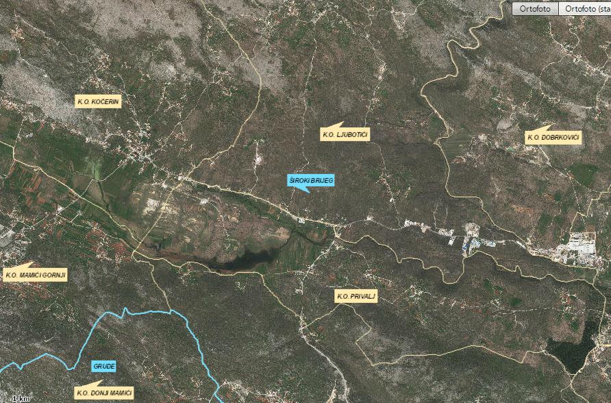 Vlada ŽZH: Zakupi šumskih zemljišta u Širokom