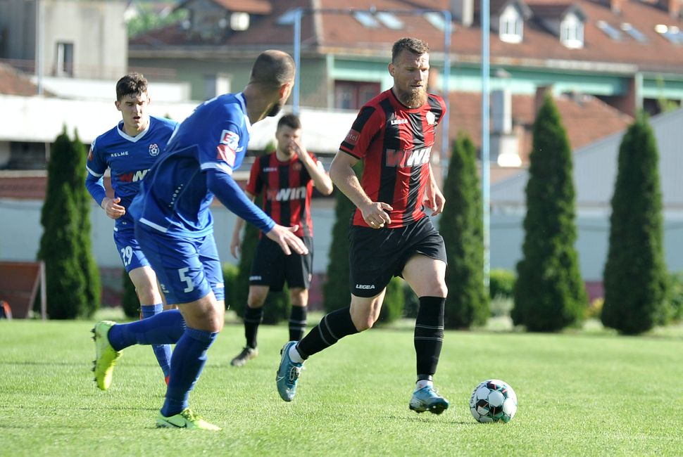 FK Sloboda – NK Široki Brijeg 1:1