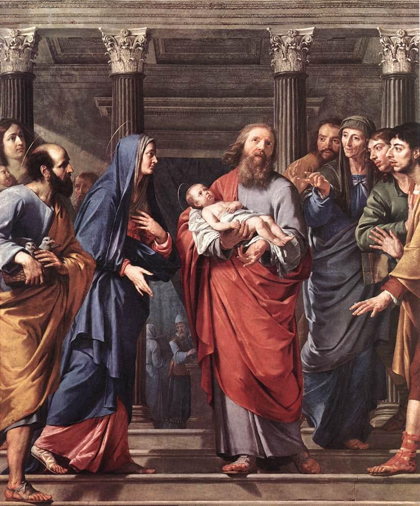 SVIJEĆNICA – KALANDORA – Prikazanje u hramu