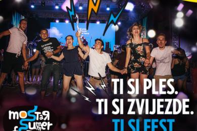 Mostar summer fest 2018