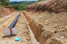water tube irrigation