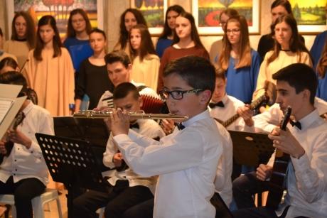 Večer hrvatskih skladatelja