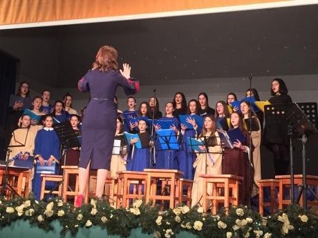 Božićni koncert Glazbene škole Široki Brijeg